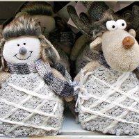 Новогодние игрушки. :: Валерия Комова