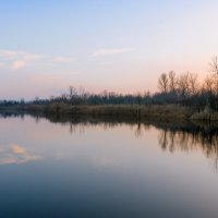 Река на закате. :: Владимир M