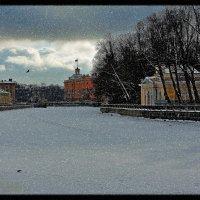 Питерский пейзаж :: Александр Алексеенко