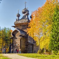 Краски осени :: Виктор Заморков