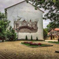 Зеленоградск. Скверик на Курортном проспекте. :: Павел Дунюшкин