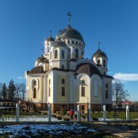 Храм Марии Магдалины г.Нальчик :: Олег Петрушин