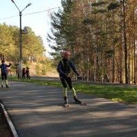 Тренировка :: Олег Афанасьевич Сергеев