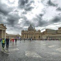 Ватикан. Собор Святого Петра :: leo yagonen
