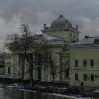 Московская хоральная синагога :: Александра