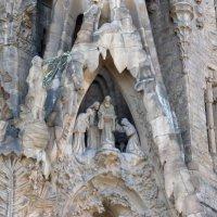 Барселона Собор Святого Семейства (La Sagrada Familia) :: Swetlana V