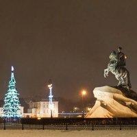 На встречу с новым годом. :: Владимир Гилясев