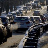 Без автомобиля :: Валерий Чепкасов