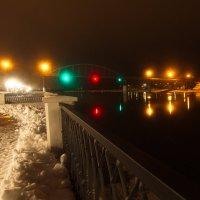 мост через реку Сож :: Владимир Зырянов