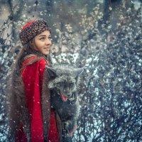 На зимней охоте. :: Виктор Седов