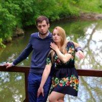 Полет на мостике :: Леонид