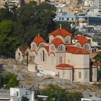 Церковь Святой Марины :: Надя Кушнир