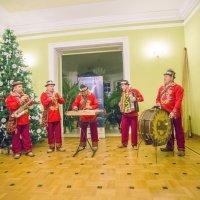 Сільські музиканти :: Степан Карачко