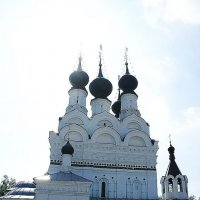 г. Муром, Свято - Троицкий женский монастырь :: Татьяна Котельникова