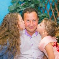 Папины дочки :: Мария Дёмина