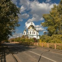 Троицкий собор в г. Моршанск Тамбовской обл. :: Александр Тулупов