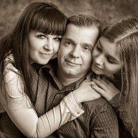 Семья :: Николай Хондогий