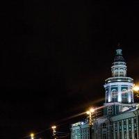 Вечерняя прогулка :: Olya Lanskaya