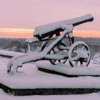 Пушка на Валу :: Сергей Тарабара