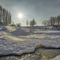 Зимнее солнце :: Владимир Макаров