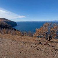 Северная оконечность острова Ольхон :: Анатолий Иргл