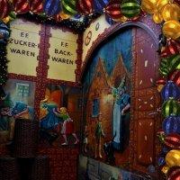 Рождественская сказка для сладкоежек :: Nina Yudicheva