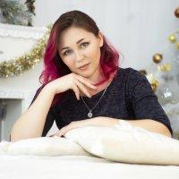 Новогодний портрет :: Янина Пис