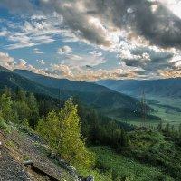 На перевале :: Андрей Поляков