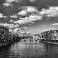 Река Фонтанка(Санкт-Петербург) :: Игорь Свет