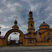Храм в Курганово... :: Светлана Игнатьева