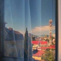 из окна :: leoligra