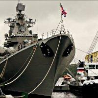 Ракетный крейсер :: Кай-8 (Ярослав) Забелин