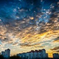 Питер Закатные дела :: Юрий Плеханов