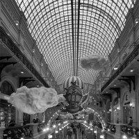В облаках ... :: Лариса Корж