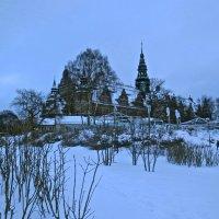 зимний Стокгольм :: Елена