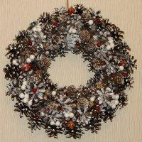 Рождественский венок :: nika555nika Ирина