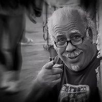Флоренция,уличный художник. :: Олег Семенов