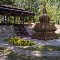 Stupa :: Yuriy Man