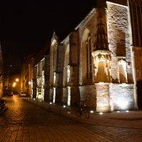 Ночная улица. :: Лилия Дмитриева