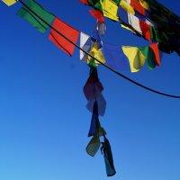 Непал. Вид на Катманду с горы Патана :: Gal` ka
