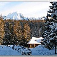 Зима в горах :: Андрей K.