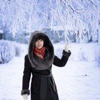 Очень холодно! :: Светлана