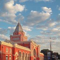Ж/д вокзал в Чернигове :: Александр Крупский