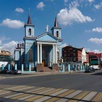 Храм Воздвижения Святого Креста :: Rabbit Photo