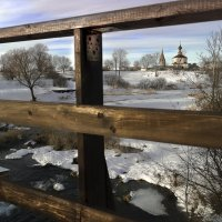 Зимний Суздаль. :: Александр Ковальчук