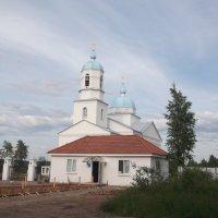 Городская церковь :: Svetlana Lyaxovich