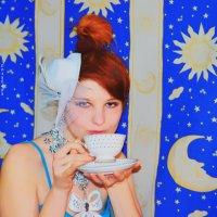 Мари вкусный чаёк! :: Роза Бара