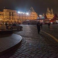 Вход на Красную площадь. :: Виктор Евстратов