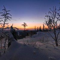 Солнце и луна :: vladimir Bormotov