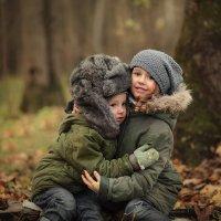 Даша и Степа :: Anna Lipatova